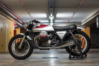 Bike Exif Daily Update Quattrotempi A new Guzzi from