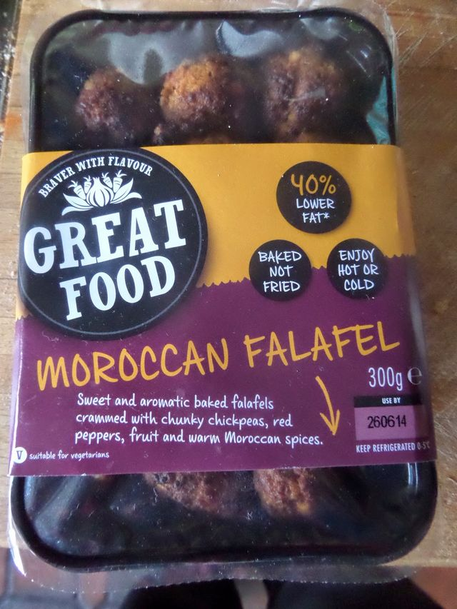 Great Food Moroccan Falafel review | Madhouse Family Reviews
