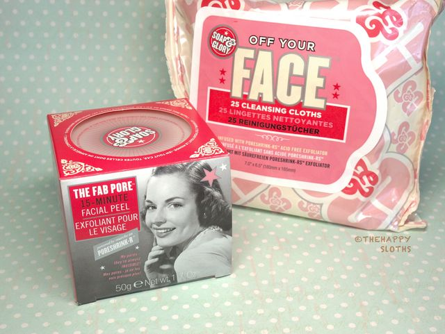 The Fab Pore Purifying Foam Cleanser by Soap & Glory #9