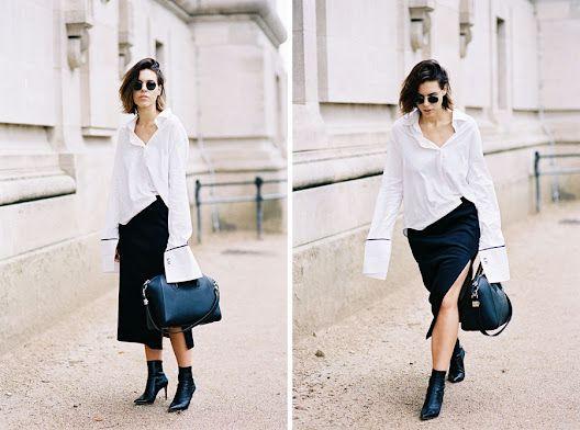 Paris Fashion Week SS 2016.Before Chanel   Vanessa