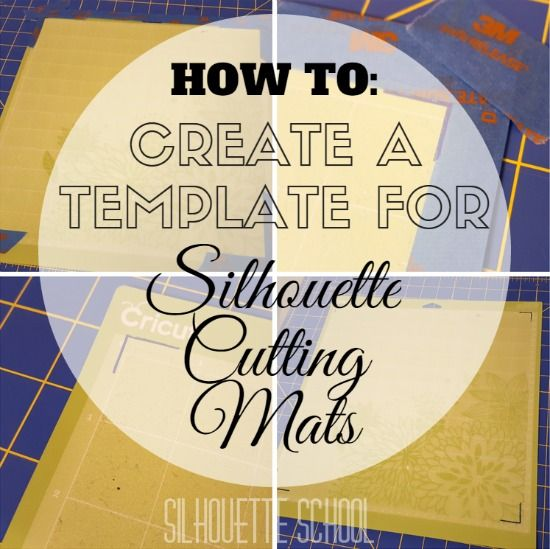 Using a cricut mat with silhouette silhouette school for How to create your own blog template