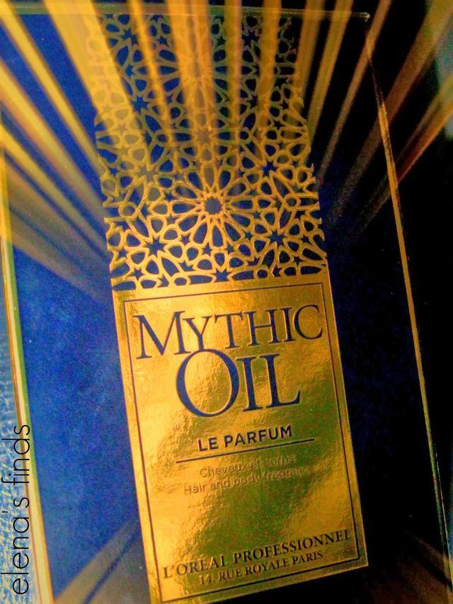 723491d70cb MYTHIC OIL LE PARFUM by L'Oréal Professionnel✿Review | ♥elena's ...