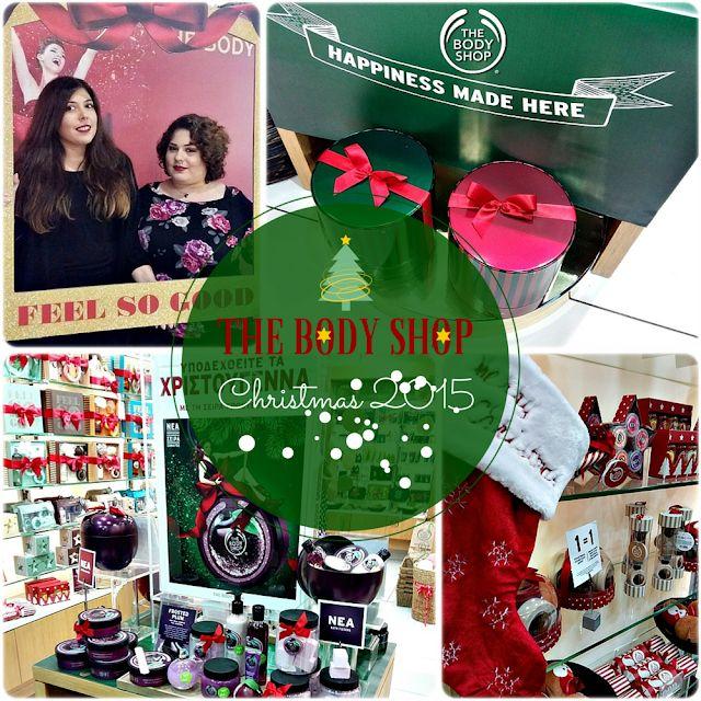 5ee3958ecb7f The Body Shop Christmas 2015  FeelGoodWonderland