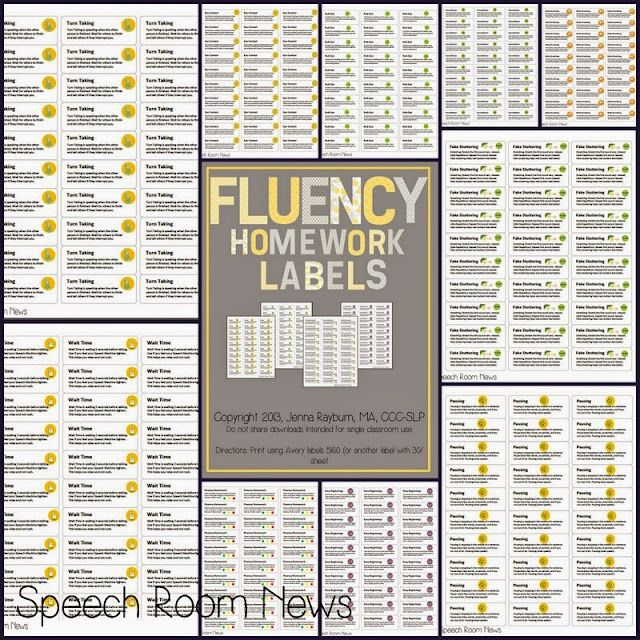 fluency homework