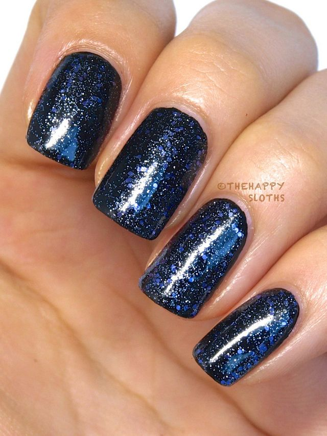 Maybelline Color Show Veils & Jewels Nail Polish: Review and ...