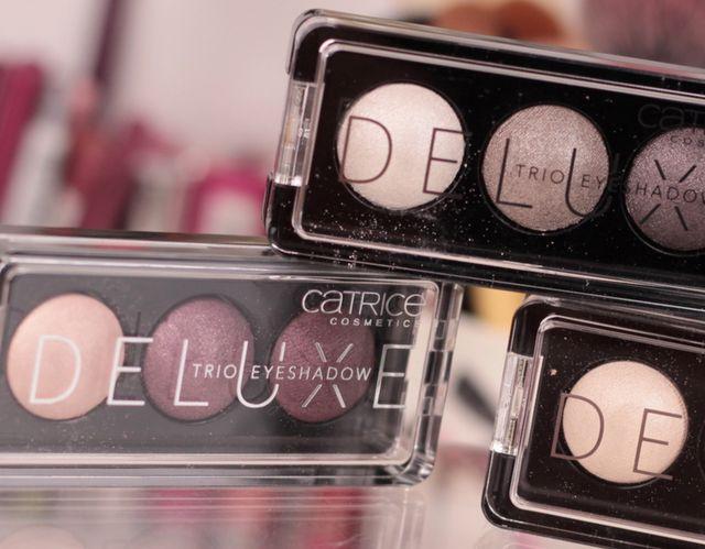 catrice Deluxe Trio Eyeshadow