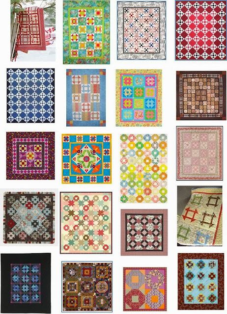 Free Pattern Day Shoo Fly And Churn Dash Quilts Quilt Inspiration