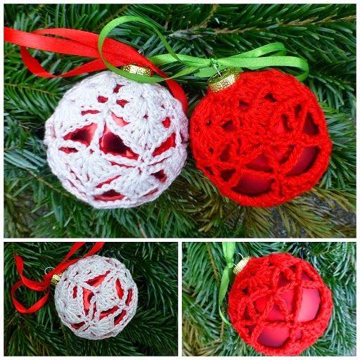 Haakpatroon Kerstbal Lindevrouwsweb Bloglovin
