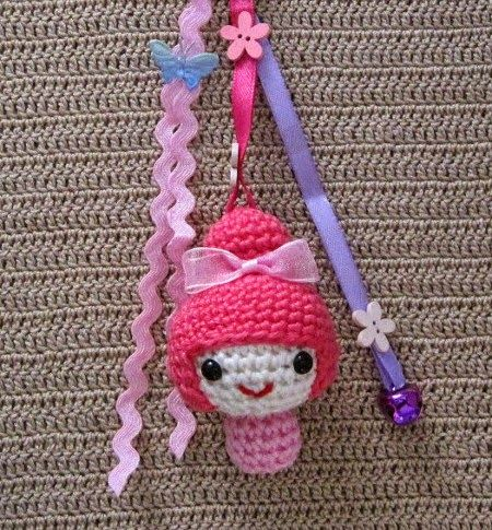 Kokeshi Doll (Free Amigurumi Patterns) | Kokeshi dolls, Crochet ... | 485x450