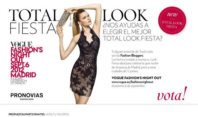 261aeb8e16 Esta noche se celebra en Madrid la VFNO (Vogue Fashion  s Night Out)