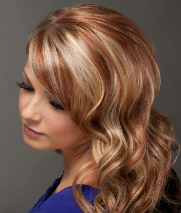 5 Hot Red Highlights That Will Impress Your Friends Hairstyles