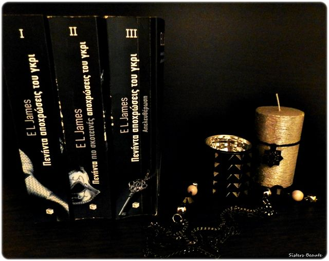 5d3737f29f8f Fifty Shades of Grey Trilogy