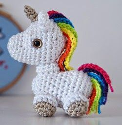 Jazzy the Unicorn | Recipe | Crochet unicorn pattern, Crochet ... | 255x250