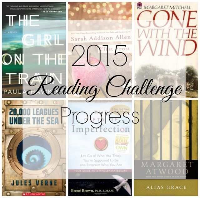 2015 MMD Reading Challenge Wrap-Up | Maybe Matilda | Bloglovin'