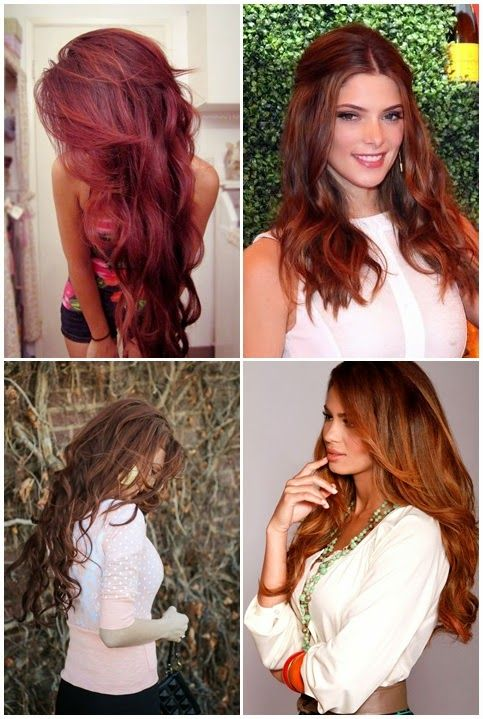 8 Hottest New Red Hair Color Ideas For 2014 Hairstyles Hair