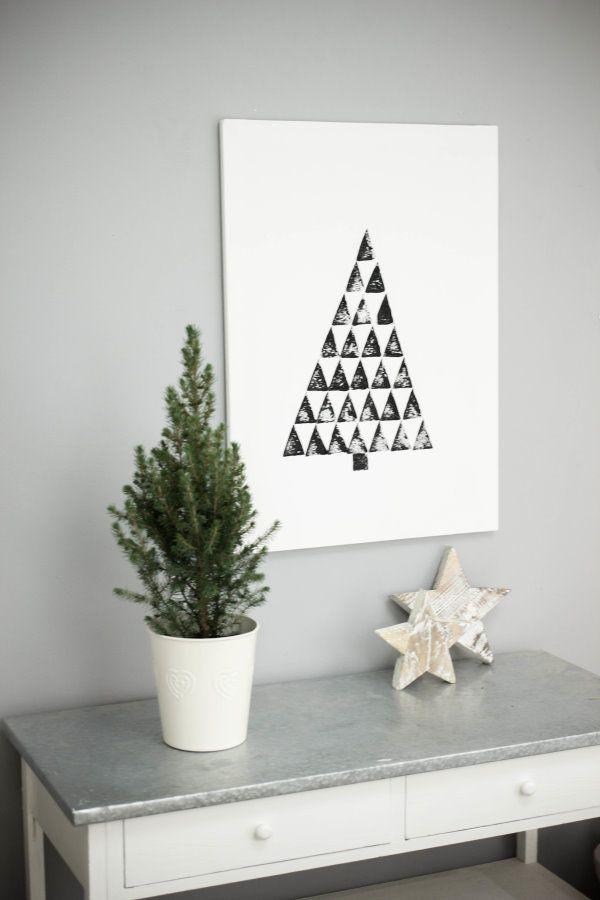 Last Minute Weihnachtsbild   titatoni ♥   Bloglovin\'