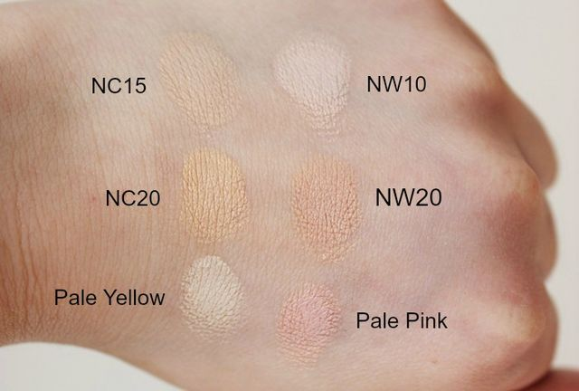 Conceal And Correct Palette by MAC #18