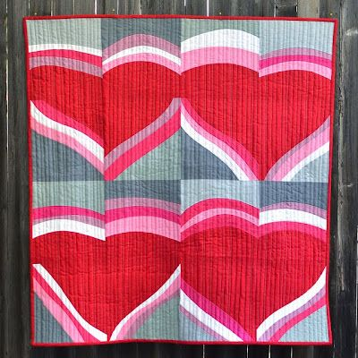Free pattern day: Hearts and Valentines 2014 | Quilt Inspiration ...