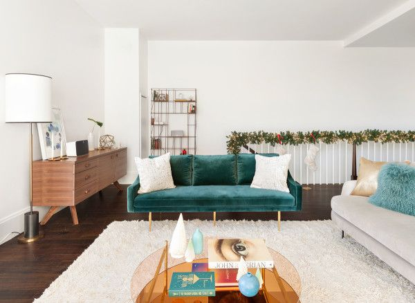 To highlight the impact of sound in the home, Sonos teamed up with West Elm up to design a penthouse apartment in New York City.