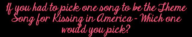 Ffbc Kissing In America By Margo Robb Giveaway A Reading Nurse Bloglovin