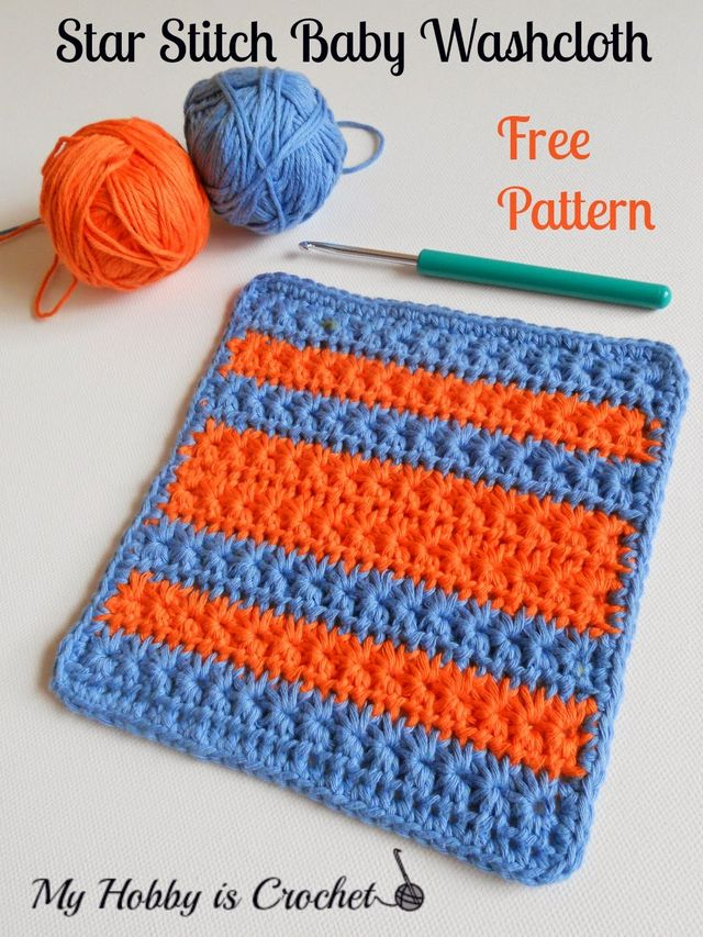 16 Free Crochet Patterns for Spring Cleaning! Fiber Flux ...