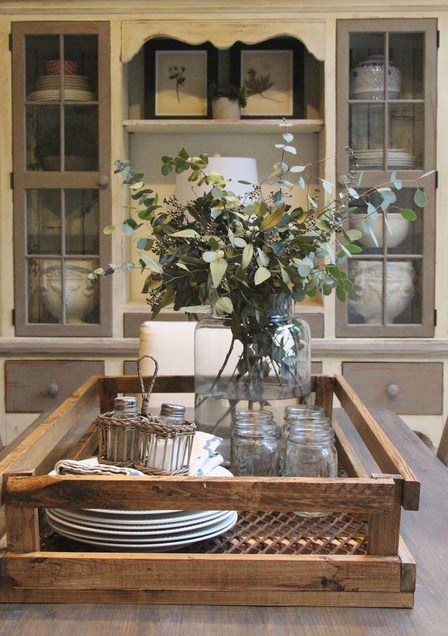 My Sweet Savannah Dining Room