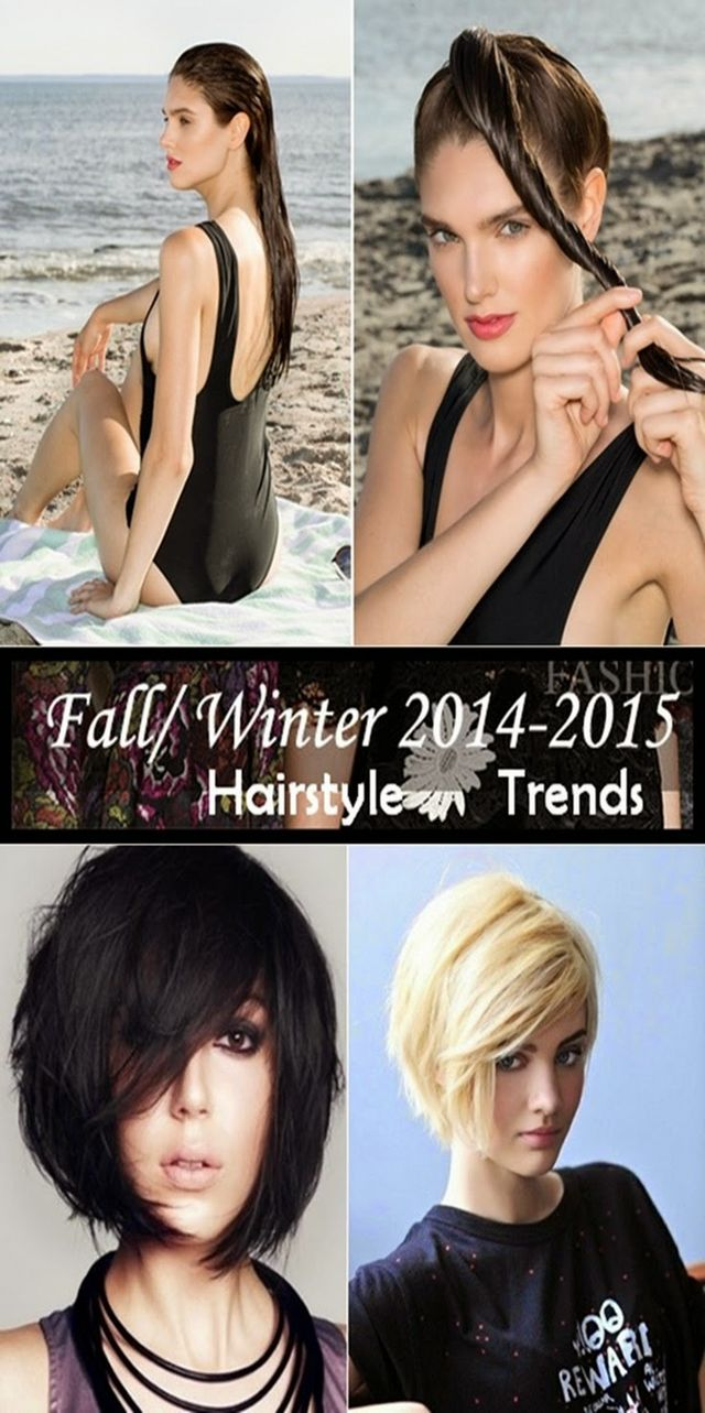top 6 fall winter 2014 2015 hairstyle trends hairstyles hair