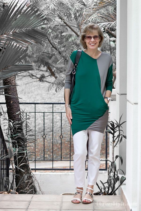 d4a0692ce96014 A while ago I featured a lady in a Saturday dress, whom I met at the In  Situ launch. Intrigued by the unusual design of the dress and its  asymmetry, ...