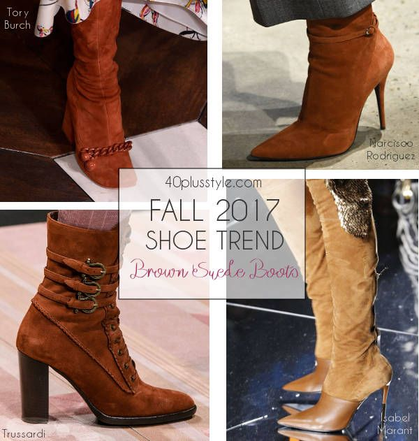 d91a72d457 7 Fall 2017 shoe trends that add high fashion to your autumn look ...