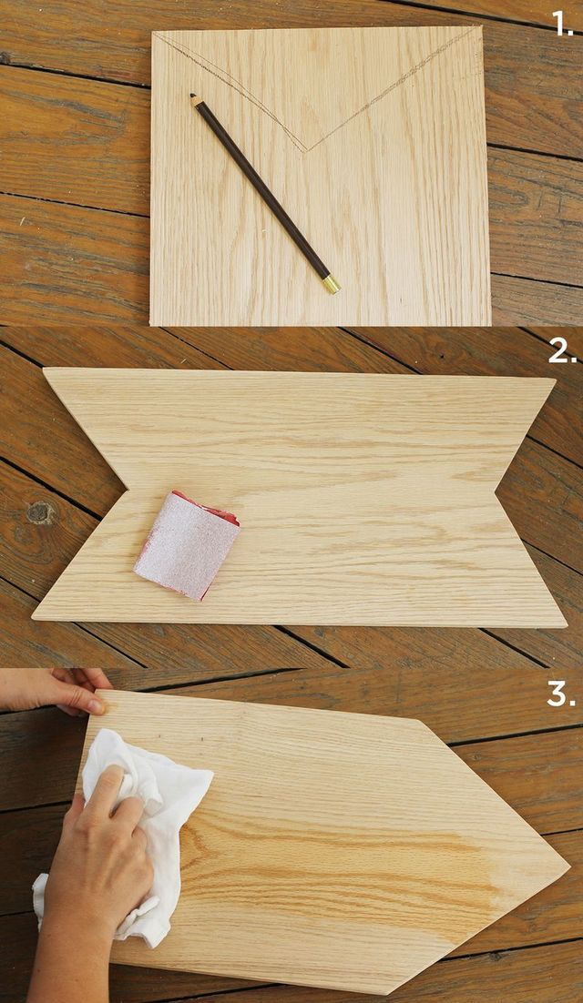 Make your own simple wooden cutting board a beautiful for Make your own chopping board