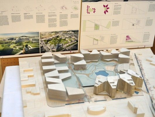 Proposals For Statoils Norway HQ From OMA Foster Partners Snhetta And More Originally Appeared On ArchDaily The Most Visited Architecture Website 03