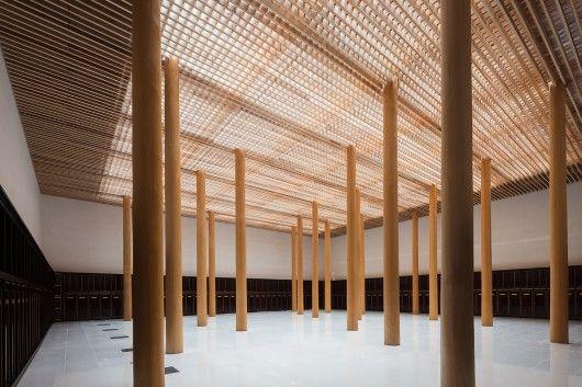 Myoenji Columbarium Furumori Koichi Architectural Design