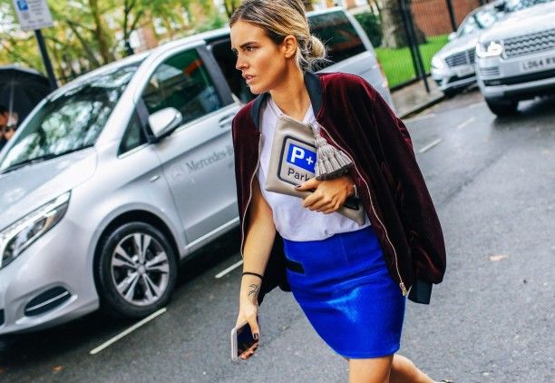 30 london fashion week street style snaps to obsess over London fashion week street style harper s