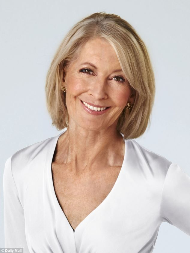 60 year old woman looks 30