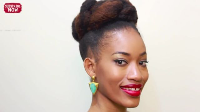 4 Ways To Style An Old Twist Out Black Girl With Long Hair