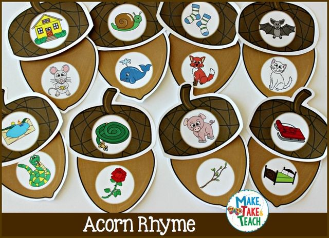 how many letters are in the alphabet fall themed activities for teaching rhyme and the 3591