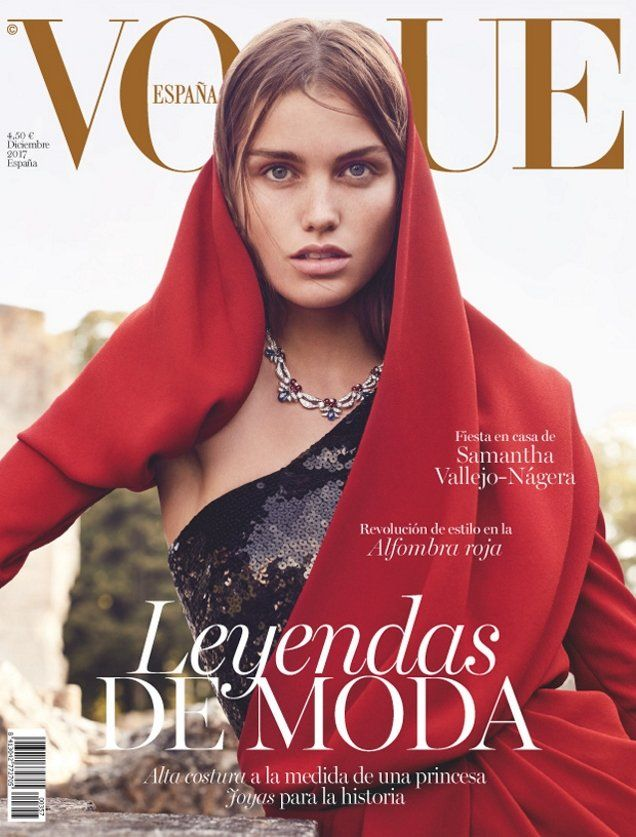 35a0be942f8a8 A firm favorite over at Vogue Paris and the current face of Chanel eyewear,  Luna was photographed by Nathaniel Goldberg for Spanish Vogue's latest, ...