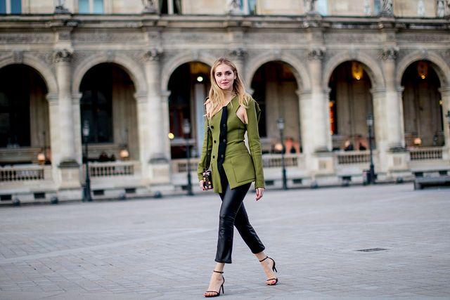 862324cc5dd 101 Best Street Style Snaps From Paris Fashion Week Fall 2017