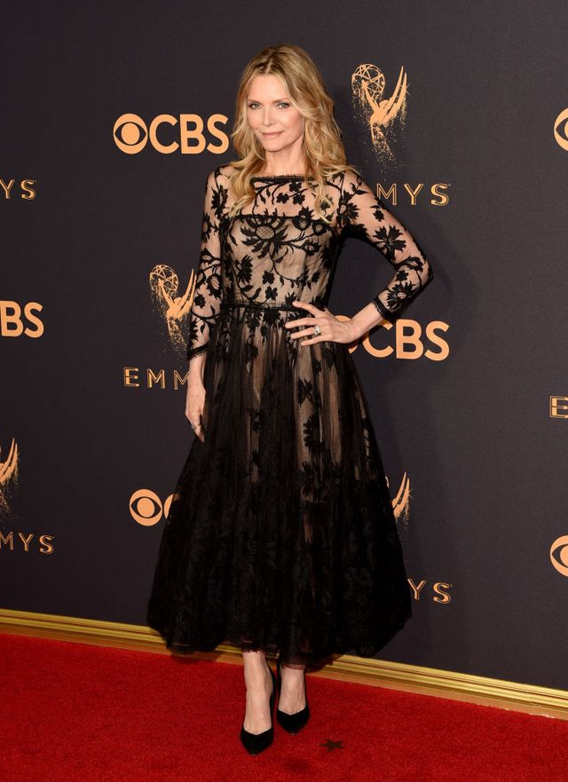 be371866fc All the Red Carpet Fashion From the 2017 Emmy Awards