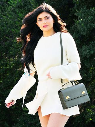 342c0ca60 The Surprising Shoes Kylie Jenner Wore With Her Latest Outfit ...