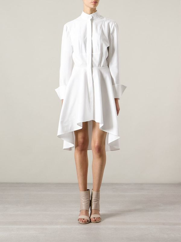 6539a2eac1 Umm…I need this dress! FarFetch.com only has a size IT 42 left  if you can  find it in anything bigger