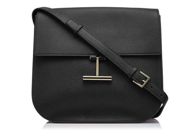 ca547daf26f7 Bomb Product of the Day  Tom Ford Tara T-Clasp Crossbody Bag