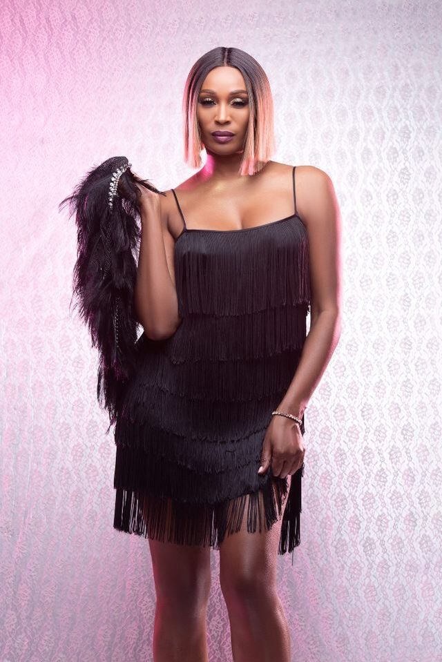 6811182050 Snapshot Exclusive  Cynthia Bailey s Divine Looks In New Photoshoot ...