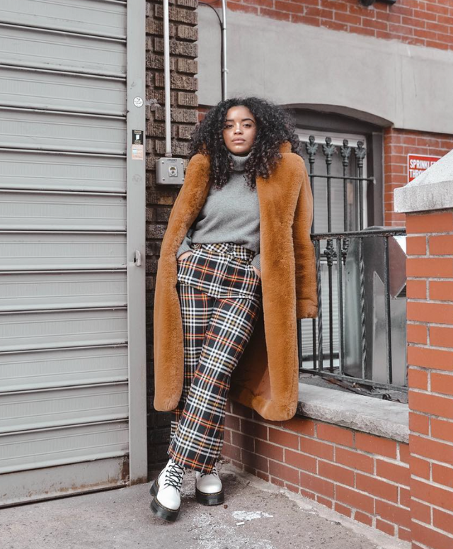 581b9c6fd9e As we gear up for New York Fashion Week, take a look at today's Fashion  Bombshell of the day. Get into Veronica from Brooklyn!