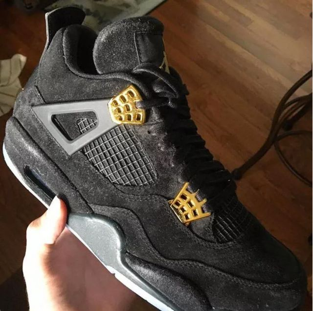 d1301dc0bc8 A KAWS x Air Jordan 4 Collaboration Is on the Way