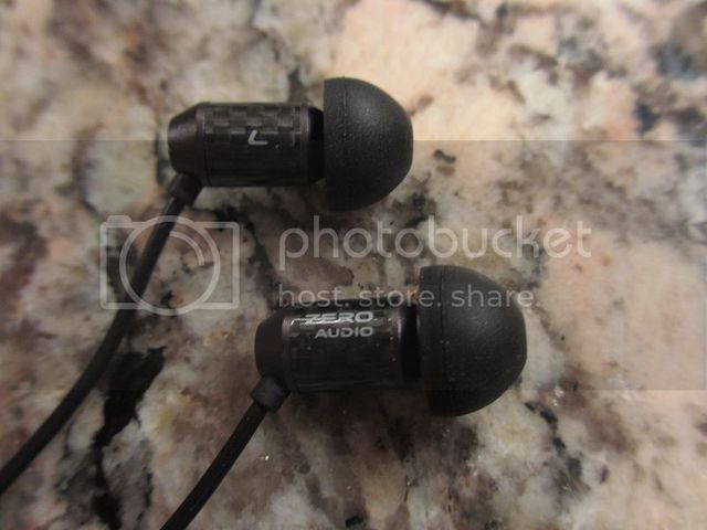 Review of Zero Audio Carbo Tenore and Carbo Doppio in-ear
