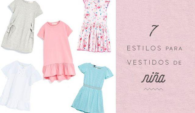 47e3019e8 7 estilos para vestidos de niña | Aubrey and Me | Bloglovin'