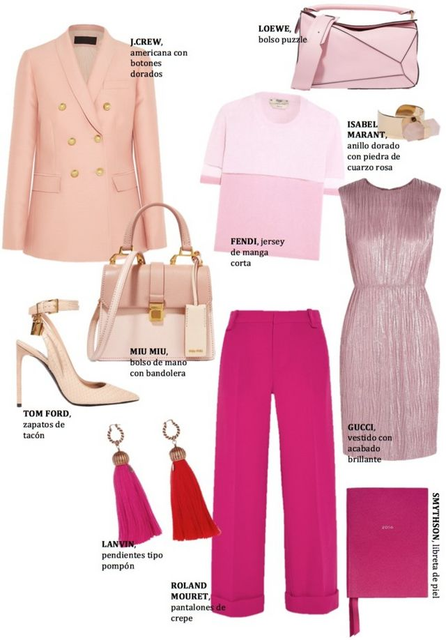 El lujo muestra su lado coqueto y se viste de rosa | Trendencias ...