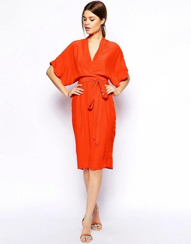 c5b7d3d2d9ae4 El naranja es el color de moda de la temporada  11 prendas llenas de ...
