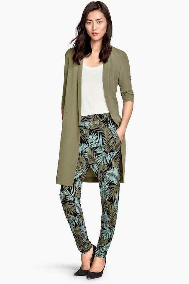 cd6d40420 8 pantalones estampados para dar un toque de color a tus looks ...